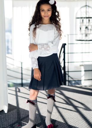 Блузка школьная sly арт 124
