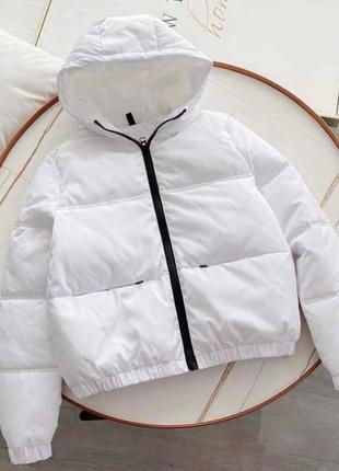 Осенняя стильная курточка в 3 цветах