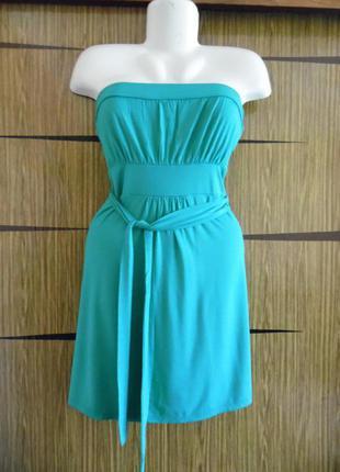 Платье-туника, лето dorohty perkins. размер 18 – реально идет на 54-56