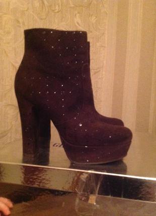 Итальянские ботинки gilda tonelli
