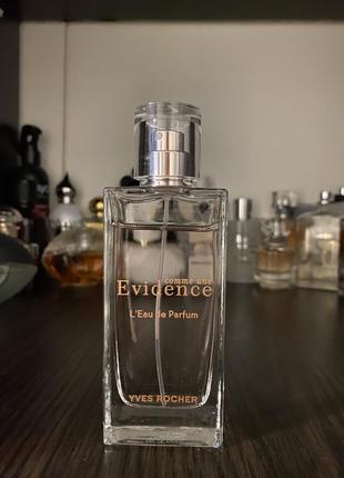 Evidence comme une