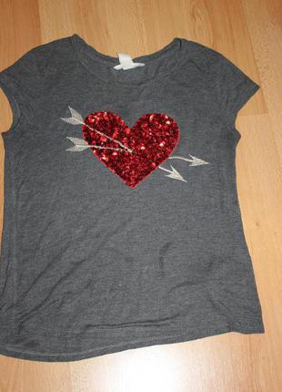 Романтичная футболочка