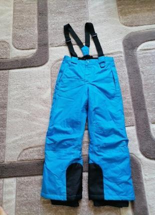 Лижні штани, комбінезон зимовий