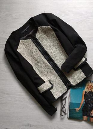 Шикарный пиджак дорогого бренда fcuk