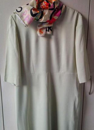 Платье из тонкой шерсти cos