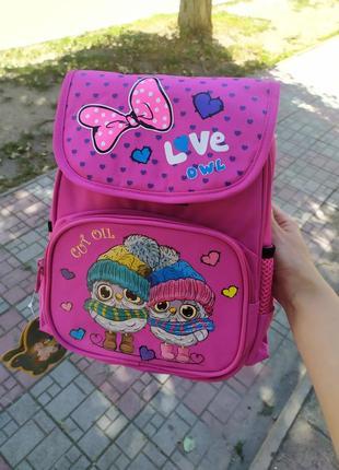 Рюкзак для девочки / школьный рюкзак