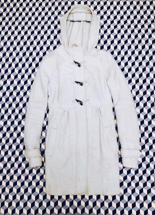 Пальто тёплое h&m