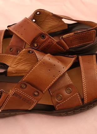 Pierre cardin босоножки босоніжки сандали сандалі