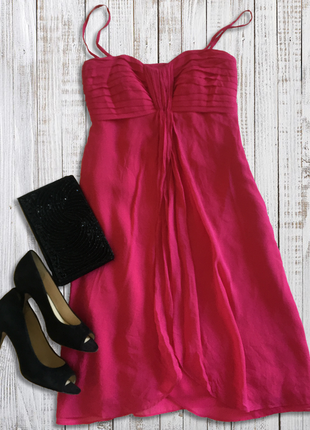 Распродажа! красивое и яркое коктейльное платье