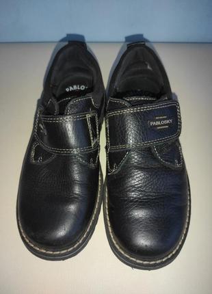 Pablosky туфли в школу