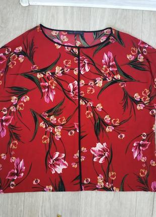 Блузка/блуза marks spenser р.50-52