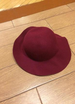 Великолепная шляпа h&m