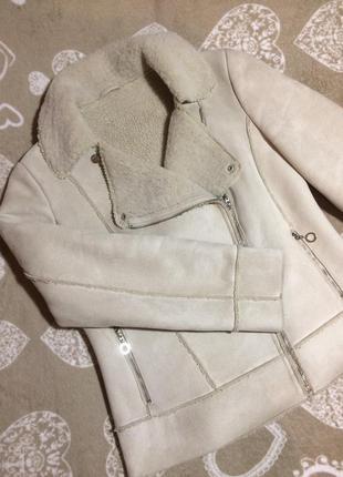 Дубленка куртка next