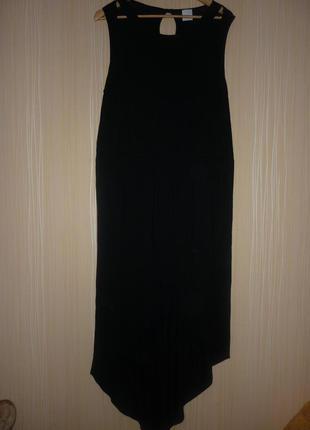Длинное платье в пол 54 размера