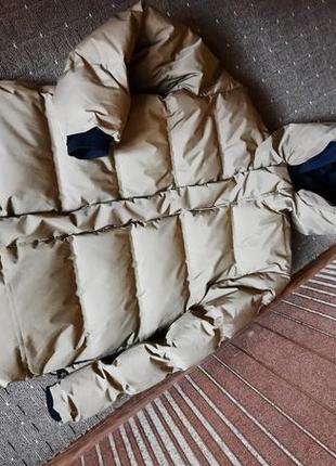 Зимний пуховик zara,зимняя куртка