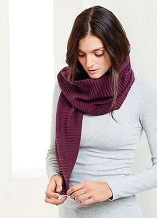Теплый, мягкий шарф, германия