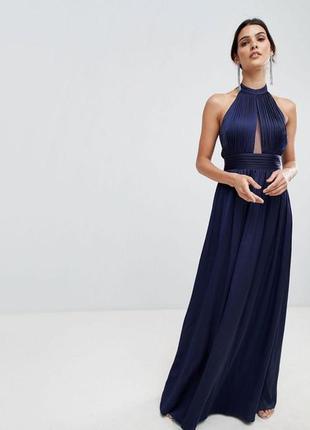 Шикарное платье 48 размер