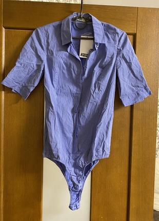 Бодик рубашка s