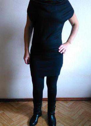 Итальянское кашемировое платье