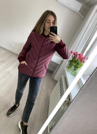 Курточка демисезонная, весенняя курточка, осенняя куртка, курточки женские