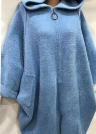 Пальто альпака 52-60 р 6 цветов