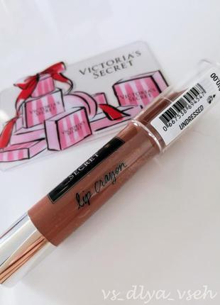 Сатиновая помада карандаш для губ victoria's secret. оригинал. сша2