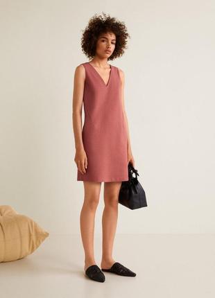 Жіноча сукня прямого фасону
