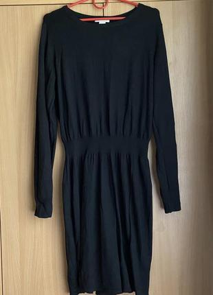 Платье с длинным рукавом h&m