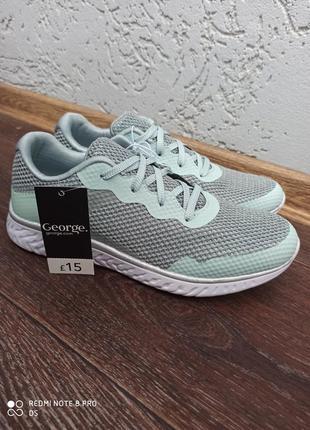 Легкие кроссовки кросівки  george 24.2 см