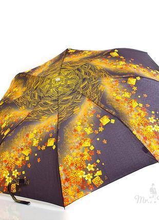 """Зонт полуавтоматический , зест """" осень."""""""
