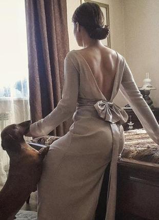 Платье макси asos