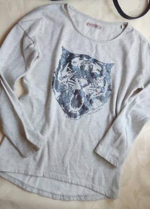 Свитшот , кофта , свитер , от tom tailor