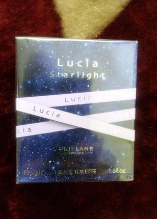 Женская туалетная водичка lucia starlight1