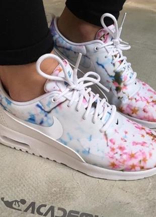 "Nike airmax thea ""cherry blossom кроссовки"