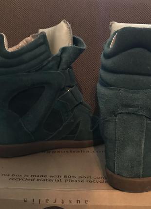 Сникерсы/кроссовки на платформе