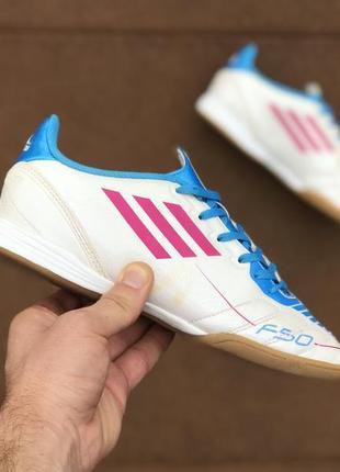 Adidas f10 футзалки