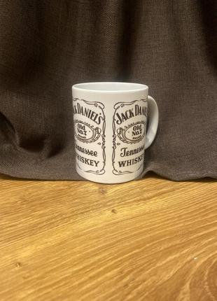 Чашка jack daniels
