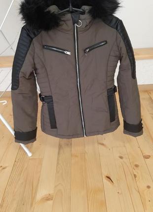 Куртка - парка жіноча jennyfer