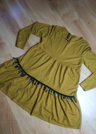 Платье женское туника