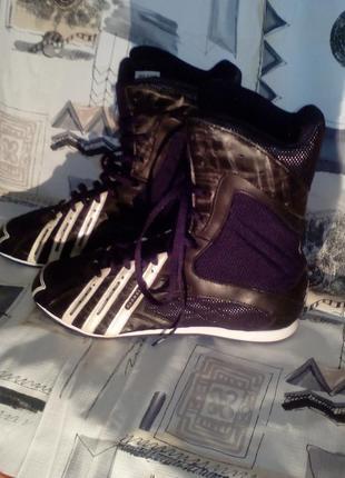 Кросовки, боксерки techstar  adidas