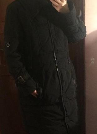 Пуховик,куртка,пальто,зефирка,большой воротник