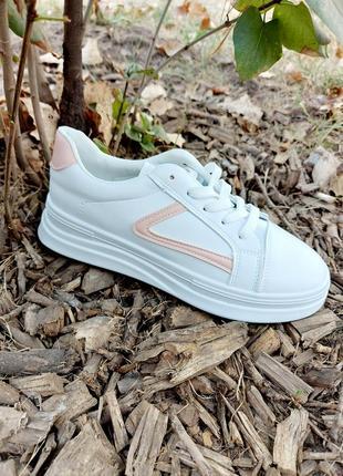 Белые кеды 🌿 кроссовки кеди мокасины базовые дышащие мокасины
