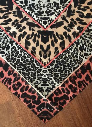 Шёлковый платок furla