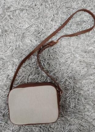 Шикарная сумка кросбоди vero moda