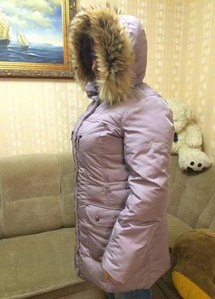 Тёплая куртка adventure