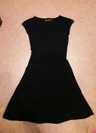 Теплое платье zara!