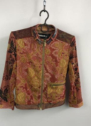 Куртка desigual , оригинал!