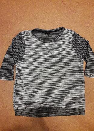 Кофта-свитер-свитшот h&m!