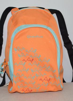 Детский рюкзак quechua arpenaz 10+ kid
