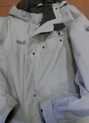 Куртка jack wolfskin texapore